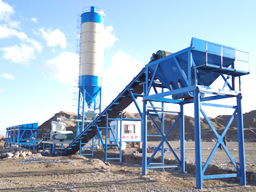 WBZ400 Stabilized Soil Mixing Plant
