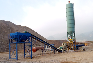 Guiyang 400T Stabilized Soil Mixing Plant